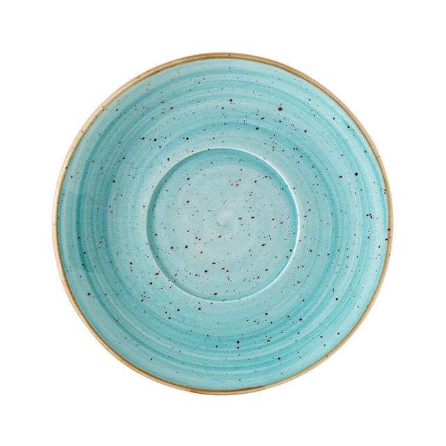 Порцеланова подложна чиния Aqua 17 см, Bonna Турция