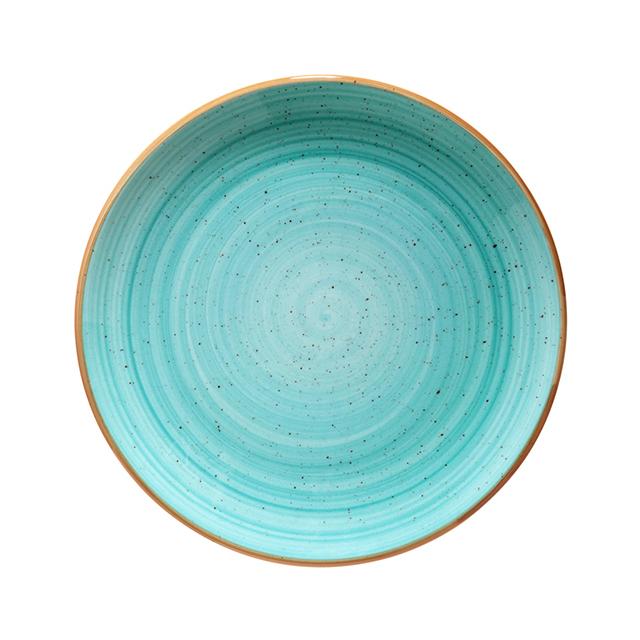 Порцеланова чиния Aqua 25 см, Bonna Турция