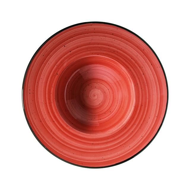 Порцеланова чиния за паста Passion 28 см, 400 мл, Bonna Турция