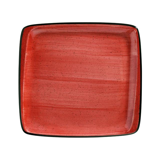 Порцеланова чиния правоъгълна Passion 15x14 см, Bonna Турция
