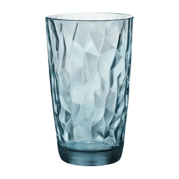 Чаши за вода Diamond Blue, Bormioli Rocco