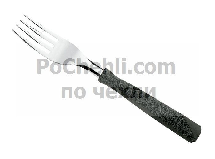 Вилица с черна дръжка, 3 бр., New Kolor Tramontina
