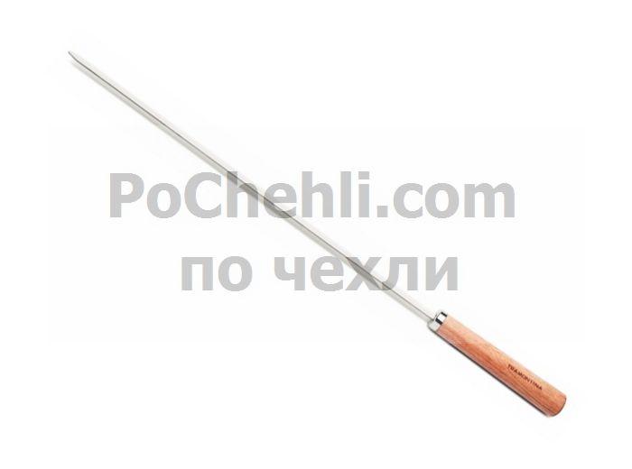 Шишове от неръждаема стомана с дървена дръжка, 6 бр., Tramontina