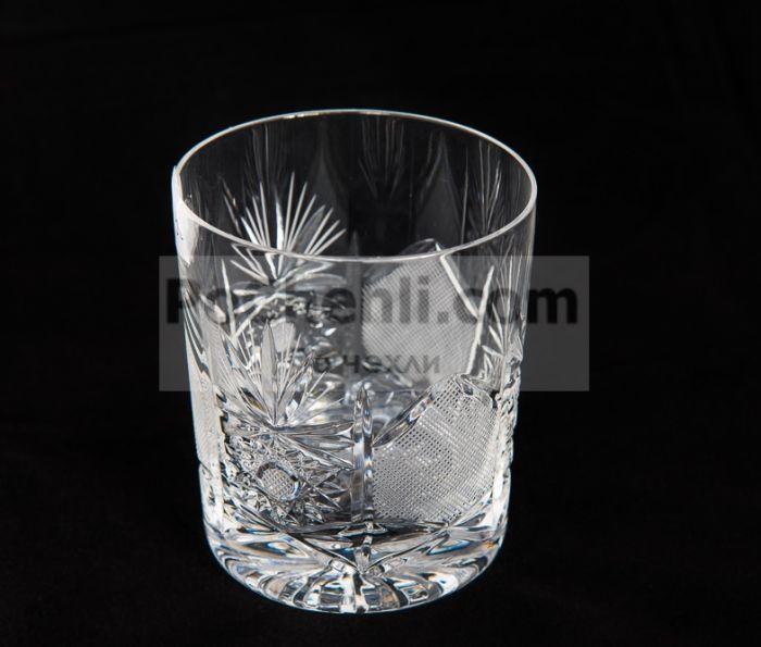 Кристални чаши за уиски Поморие