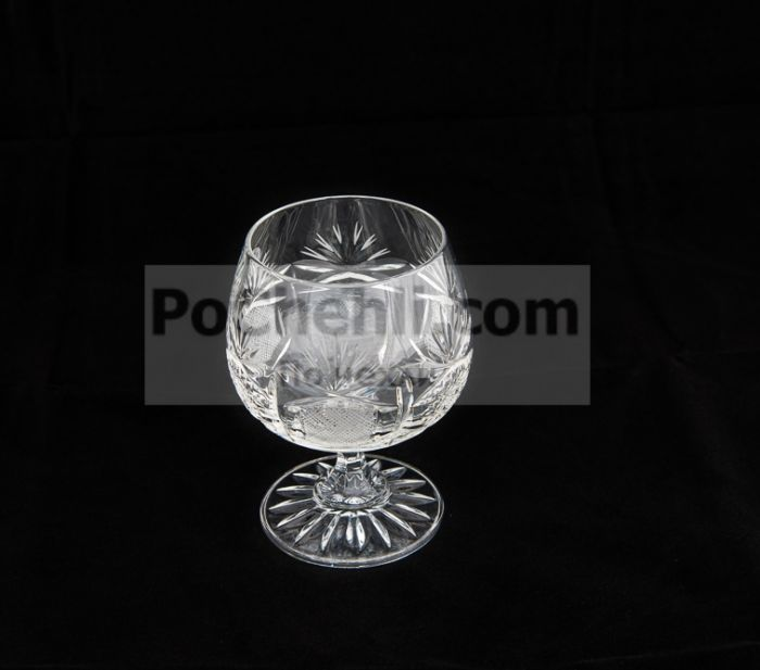 Кристални чаши за коняк Поморие