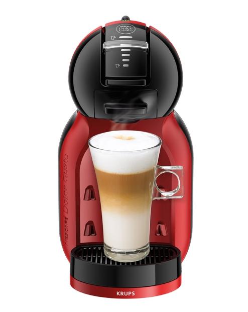 Кафемашина Nescafe Dolce Gusto Mini Me Red&Black, Krups
