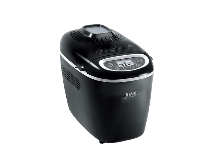 Хлебопекарна Bread of the World Black PF611838, Tefal