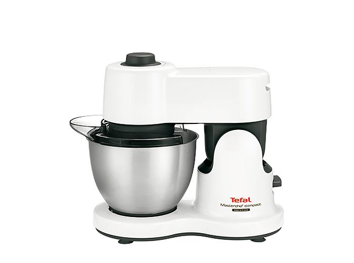 Кухненски робот Masterchef Compact White&Grey QB200138, Tefal