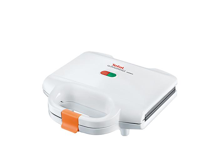 Сандвич мейкър Ultra Compact White SM157041, Tefal
