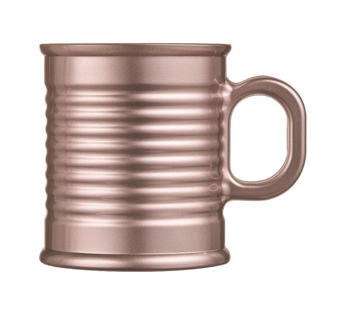 Чаша за топли напитки Conserve Moi Alur розова, Luminarc