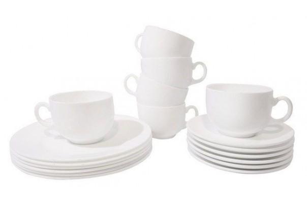 Сервиз за чай и кафе Pep Evolution Luminarc, 12 части