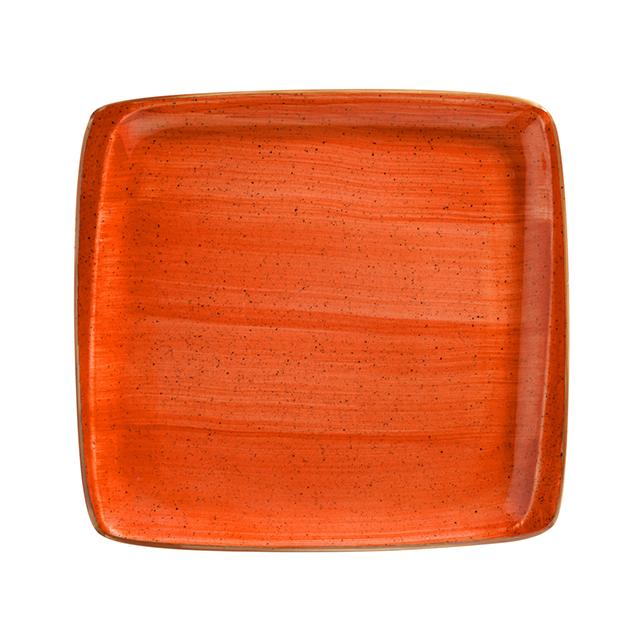 Чиния правоъгълна Terracota 15x14 см, Bonna Турция
