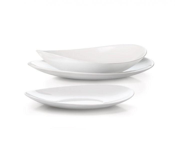 Сервиз за хранене Prometeo 18 части, Bormioli Rocco