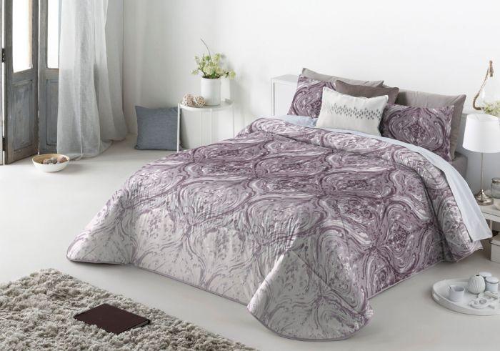 Шалте за спалня Doria malva, Antilo Textil Испания