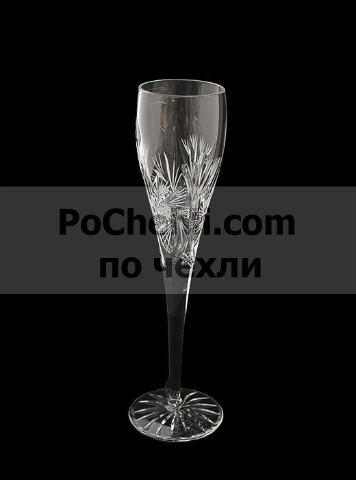 Bohemia кристални чаши за шампанско