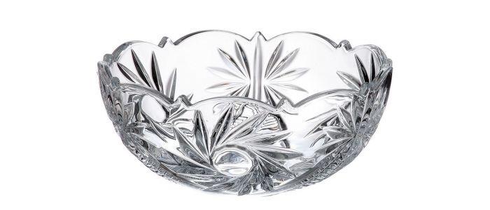 Купа Pinwheel 22 см, Crystalite Bohemia