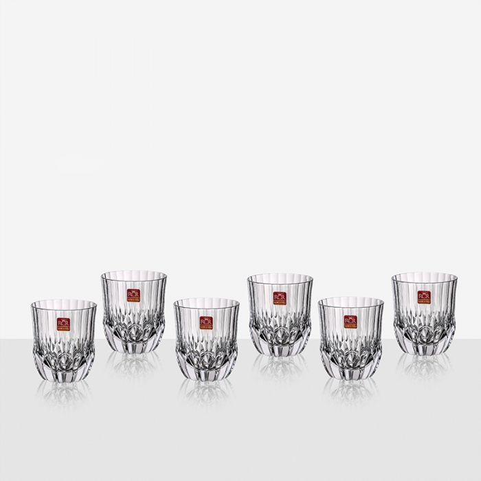Чаши за уиски Adagio, RCR Cristalleria Italiana