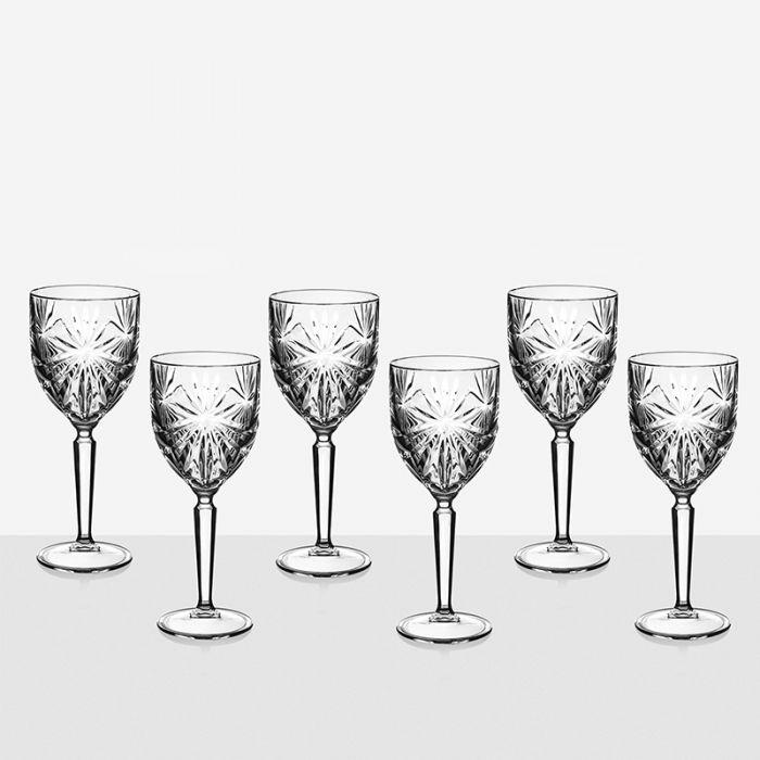 Чаши за вино Oasis RCR Crystaleria