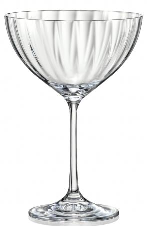 Чаши за шампанско Bohemia Waterfall