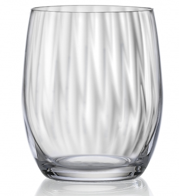 Чаши за алкохол Waterfall 300 мл, Crystalex Bohemia