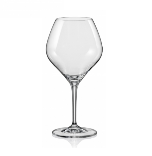 Bohemia Amoroso чаши за червено вино 450 мл