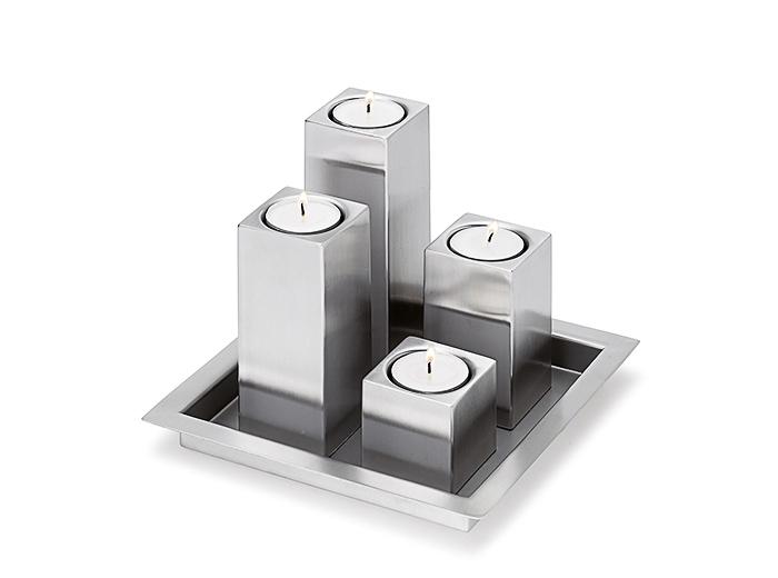 Комплект свещници EDO, Blomus Германия