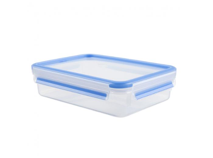 Пластмасова кутия за съхранение Clip&Close, 1,2 л. Tefal Франция
