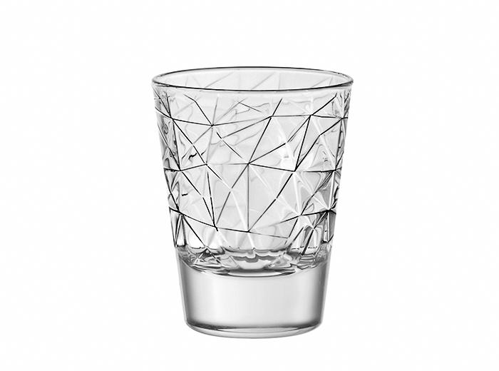 Чаши за аперитив DOLOMITI, 80 мл., 6 броя, VIDIVI Италия