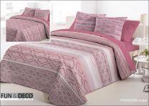 Шалте в розово Fransin rosa Antilo