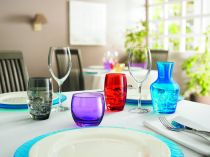 Чаши за вода Color Studio Salto 8650 - Pochehli