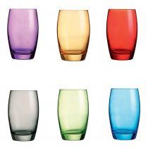 Чаши за безалкохолно Color Studio Salto 7065 - Pochehli