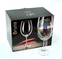 Чаши за червено вино Bohemia Bruna
