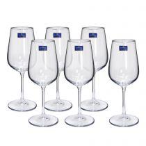 Чаши за бяло вино Tori Titanium Bohemia
