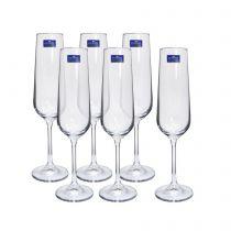 Чаши за шампанско Bohemia Tori 210 ml