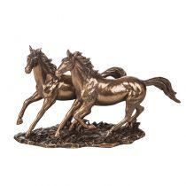 Декоративна фигура Бягащи коне
