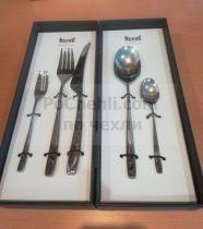 Прибори за хранене Avangardia Mepra 30 части 8592 - Pochehli