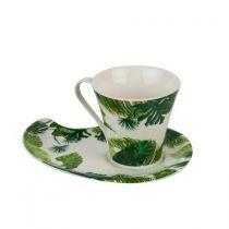 Чаши за кафе от порцелан Палма 15418