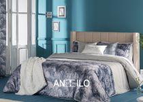 Textil Antilo Luna azul
