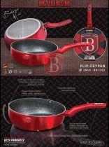 Тиган индукция в червено Berlinger 10407 - Pochehli