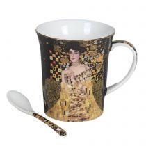 Чаша за топли напитки Портрет на Адел Бош, 230 мл