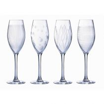 Longe Club Luminarc чаши за шампанско Longe Club 6100 - Pochehli