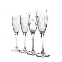 Чаши за шампанско Longe Club 4 * 220 мл 5652 - Pochehli