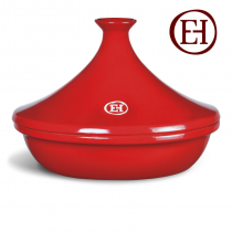 Emile Henry тажин 32 см червен