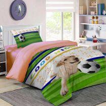 Детско спално бельо Куче