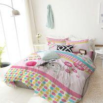 Детско спално бельо Котенце