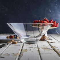 VIDIVI стъклена купа VOLUBILIS