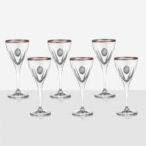 чаши за вино FUSION RCR CRYSTAL