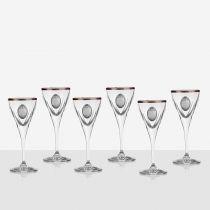 чаши за ракия FUSION RCR CRYSTAL