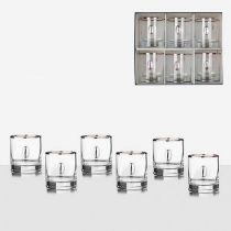 OLDFASHION VIENA чаши за уиски GA CRYSTAL 6234 - Pochehli