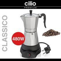 Електрическа кафеварка CILIO inox